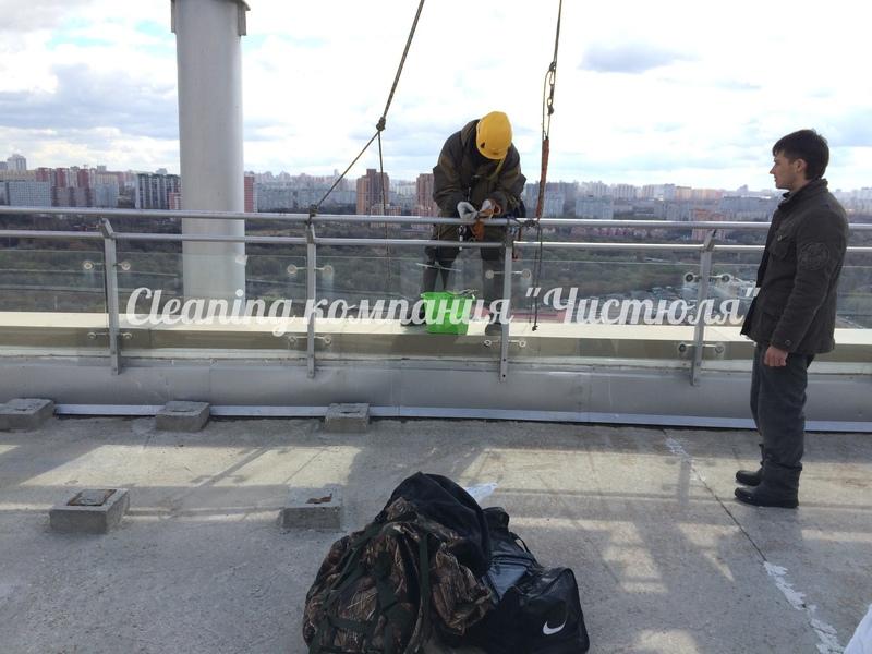 Работа в москве промышленный альпинист без опыта